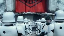 Si si, Luke Skywalker est bien dans la bande-annonce de Star Wars, et partout