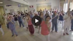 Contro il cancro al seno balla l'intero