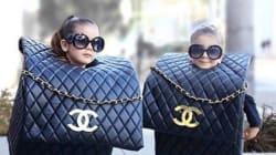 Ces jumelles ont le meilleur costume d'Halloween