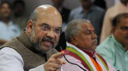 How Is My Firecrackers In Pakistan Remark Communal, Asks Amit