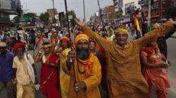 After Writer Sudheendra Kulkarni, Shiv Sena Workers Now Blacken Face Of RTI