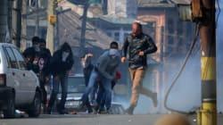 Violent Protests Ensue As 2 Kashmir Villages Clash To Claim LeT Terrorist's