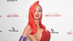 Saurez-vous reconnaître cette star, reine du déguisement pour Halloween?