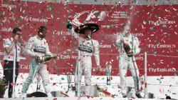 Grand Prix du Mexique: victoire de
