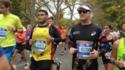Indigenous Man Sheds 50kgs In 6 Months, Runs New York