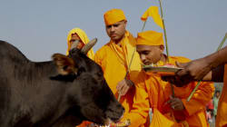 There Was No 'Beef Eating' In The Vedas -- Until The British Said