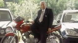 Brijmohan Lall Munjal, Doyen Of Indian Two-Wheeler Industry, Dies After Brief