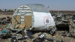 La cause du crash de l'avion en Égypte est