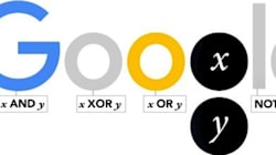 Confused By Google's Geeky Boole Doodle? Here's What It
