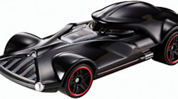 Hot Wheels cria carro do Darth Vader em tamanho