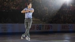 Patrick Chan Felt 'Lighter' After Comeback