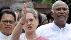 Sonia Gandhi Meets President Mukherjee To Discuss 'Rising