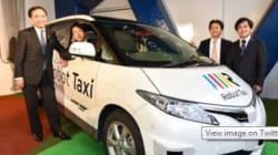In arrivo dal Giappone il Robot Taxi senza