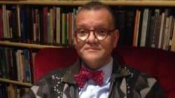 Andrew White, il sacerdote che ha invitato a cena