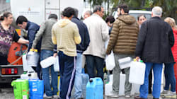 Nuova frana sulla condotta: alcuni rioni di Messina senza