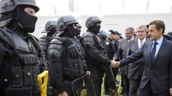 Sarkozy veut privatiser certaines missions de sécurité, mais à quel
