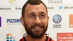 Quade Cooper Reports For Duty At