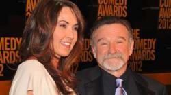 Robin Williams' Widow Says Depression Didn't Kill The Beloved
