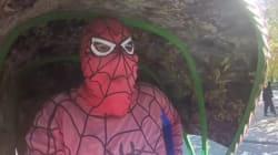 Entrevista a Spiderman:
