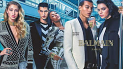 Shop Balmain x H&M And Emerge