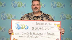 Toronto Teacher Backpacks Europe Unaware Of $21-Million Winning Lotto