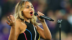 Jessica Mauboy Apologises To Fans For Melbourne Cup