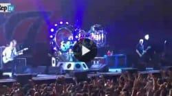 La speciale dedica dei Foo Fighters ai mille di