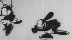 Long-Lost Disney Cartoon Found In