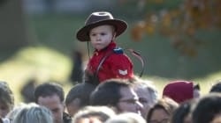 Trudeau's Big Day Marks Major Milestone At Rideau