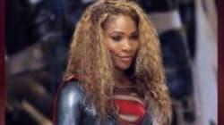Victime d'un vol, Serena Williams terrasse son adversaire (et devient