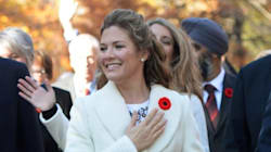 Sophie Grégoire-Trudeau Had Help From A Mulroney At The Swearing-In