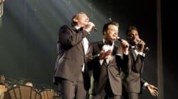 La tournée «Forever Gentlemen» s'arrête au Centre