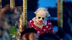 Parents Can Hire A Terrifying Clown To Scare The Crap Out Of Their