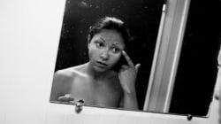 La vie d'une actrice porno illustrée sans jugement dans une série de photos