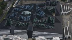 Découvrez le nouveau ministère de la Défense inauguré jeudi par François