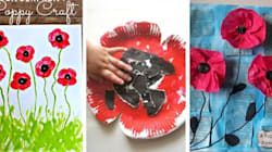 13 Poppy Crafts To Mark Remembrance