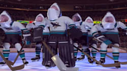 This Is How An NHL Team Pumped Up Its Fans In The