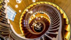 世界で最も美しい階段25選(画像集)