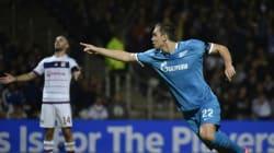 Regardez les buts de la défaite de Lyon face au Zénith