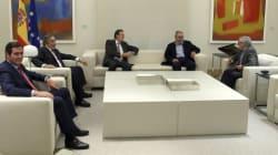 Los sindicatos piden a Rajoy en La Moncloa que reforme la