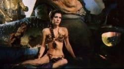 Fini les produits dérivés de Leia en
