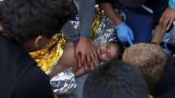 L'Europa prevede 3 milioni di profughi mentre i bambini continuano ad