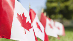 Raise A Flag To Honour And Support Canada's