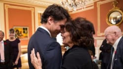PM Trudeau Shares Intimate Moments From His 1st Day On The