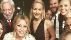 Le casting de Hunger Games prend la pose pour un dernier