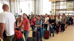 L'Égypte suspend l'arrivée de vols britanniques à Charm