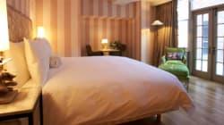 Les 8 hôtels où l'on dort le mieux au Canada