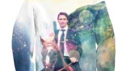 Justin Trudeau n'a pas fini d'affoler Internet
