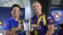 Warne And Tendulkar Lead All Star Cast For T20 Blast In Big