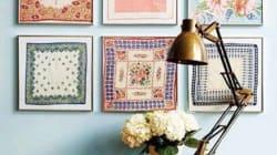 25 objets à transformer en œuvres d'art pour votre décor